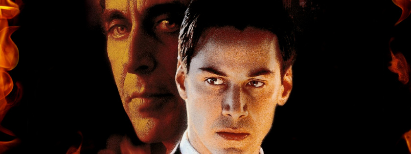 """The Devil's Advocate"" is a movie conservative as Hell"
