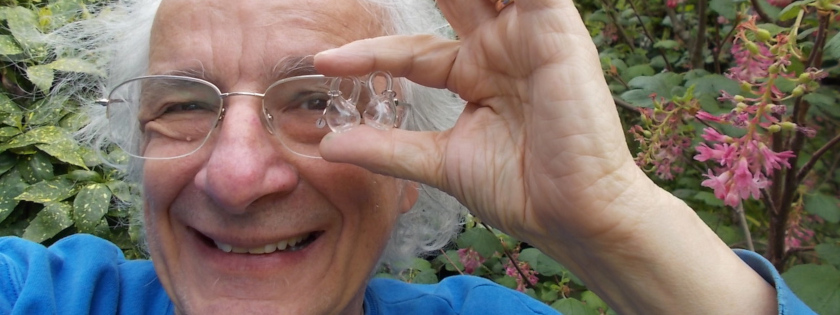 Cliff Stoll, the beautiful glass-blown nerd